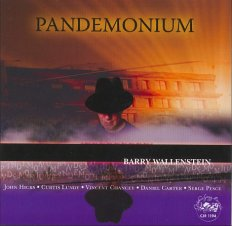 Barry Wallenstein Pandemonium CD