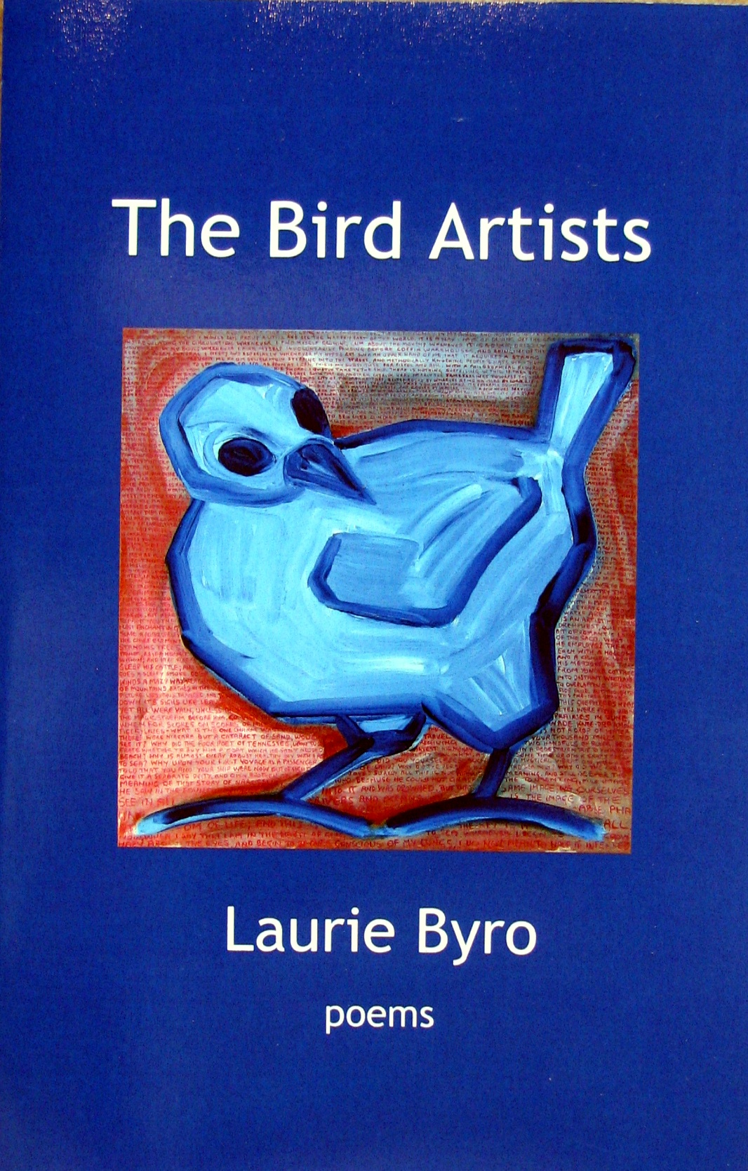 The Bird Artists by Laurie Byro