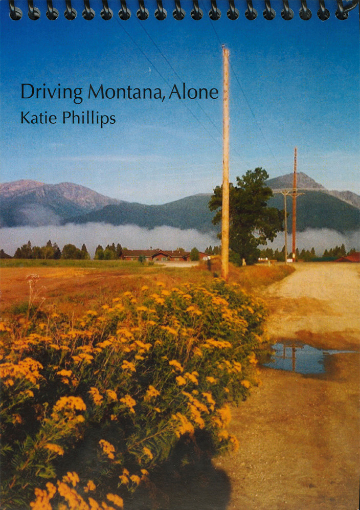 Driving Montana, Alone
