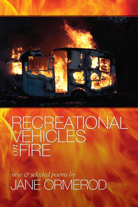 Recreational Vehicles on Fire